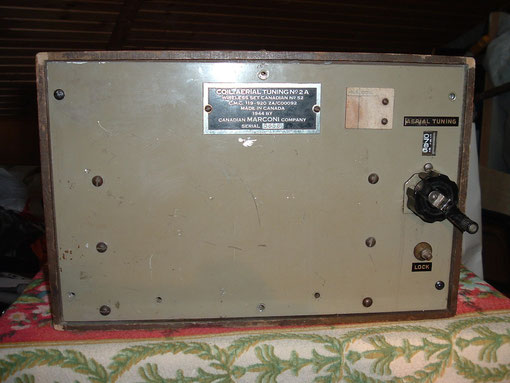 ACCORDATORE ANTENNA MARCONI