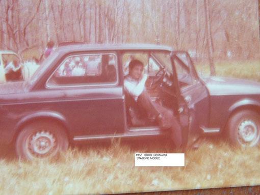 1972  I1OOU GENNARO,STAZIONE MOBILE.