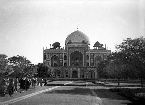 MSI Collection ; 1937 Delhi - The tomb of Humayun