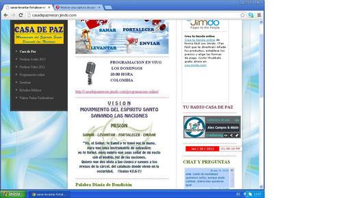 www.casadepazmessn.jimdo.com