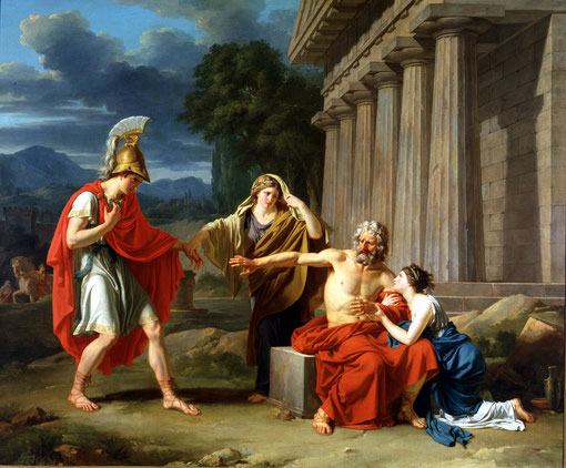 "J.-A.-T. Giroust, ""Edipo a Colono"" (1788)"