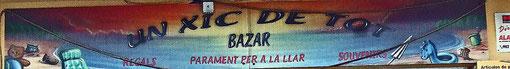 Bazar: tout pour la maison,la plage,le camping,bricolage, jardin, jouets,vous trouverez ce que vous cherchez.Allez y.