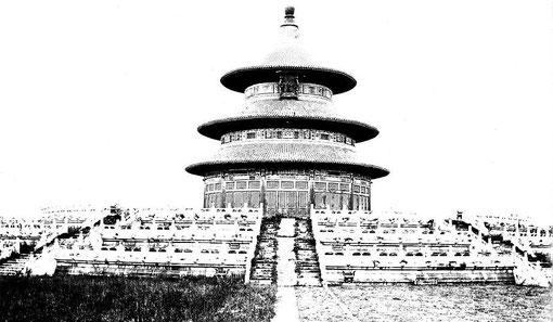 Farjenel, le culte impérial en Chine.