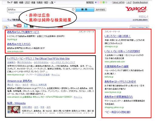 YahooJapanリスティング広告