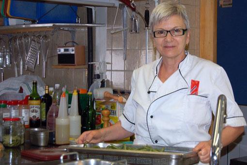 Kochen im Bergalga, Avers/GR (September 2013)