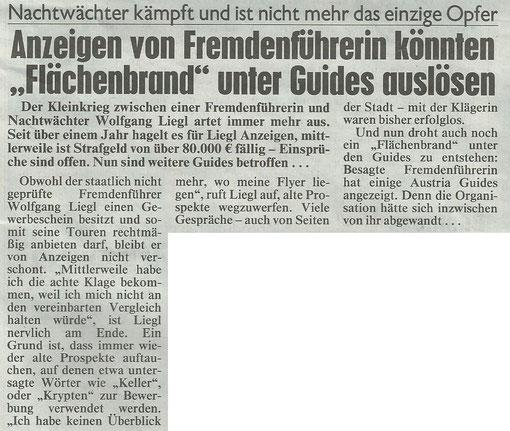 Kronen Zeitung - Donnerstag, 20. Februar 2014