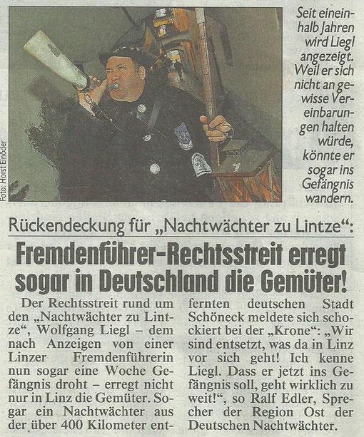 Kronen Zeitung - Mittwoch, 10. September 2014