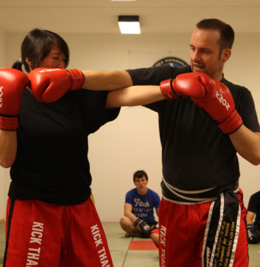 Kick-Thaiboxen