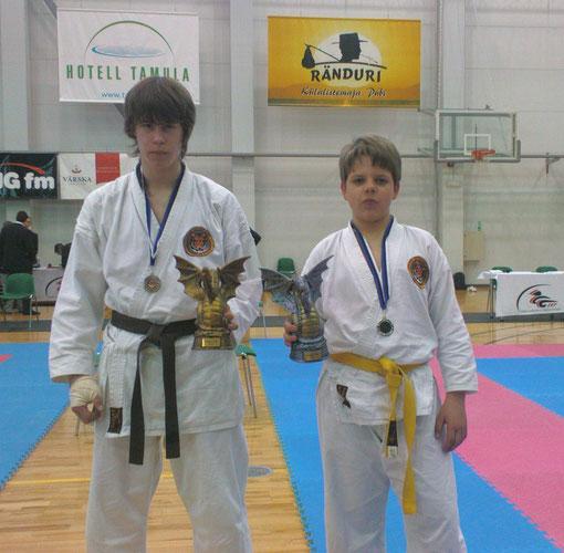 """""""Dragon Cup 2011"""" Agris un Sentis"""