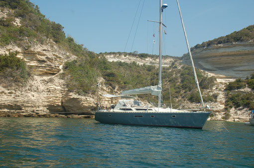 Bonifacio, Korsika / FR