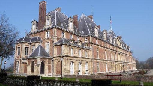 Château de Eu
