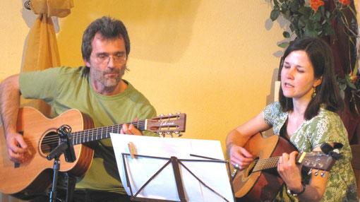Gitarrenschülerin Christian Gömpel Marburg