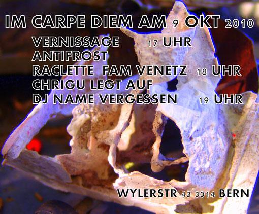 vernissage 9 okt 2010