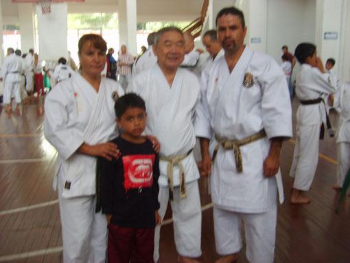 SEMINARIO JKA SENSEI TAKAYUKI MIKAMI SEP 11-12  2009