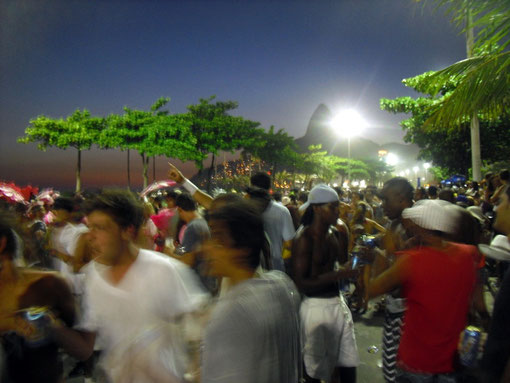 Carnaval Ipanema 15.02.2010