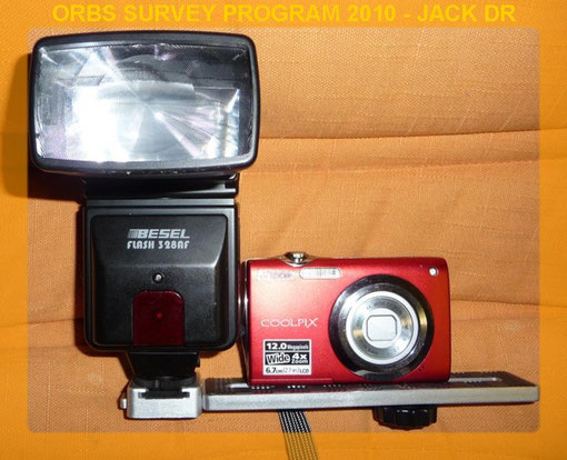 S 3000 avec flash puissant