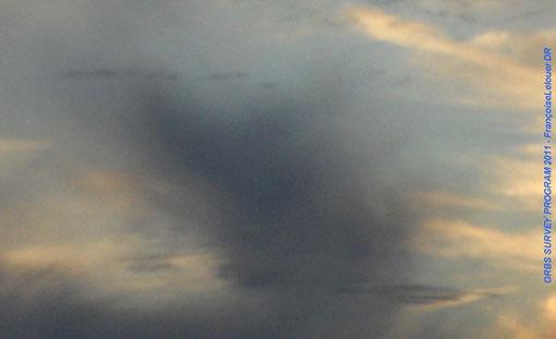 nuages prenant des formes insolites - FLL DR