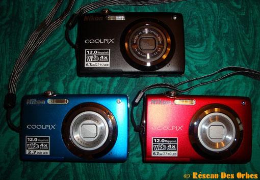 Le S 3000 se décline en plusieurs coloris (non exhaustif sur ce cliché)