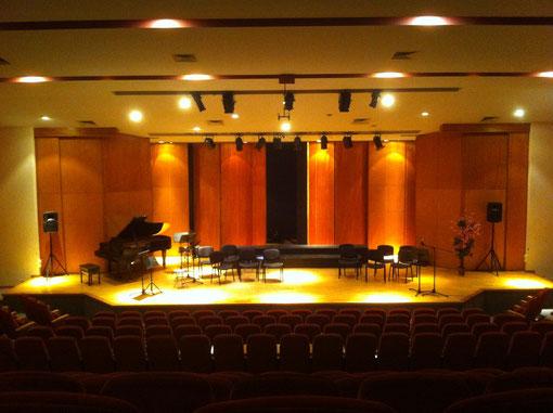 Auditorium CMDNC