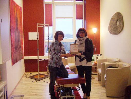 Spendenübergabe an die Tafel 2014