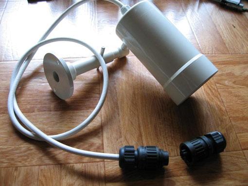 Spot Lampe 50 Watt, mit Wandhalterung