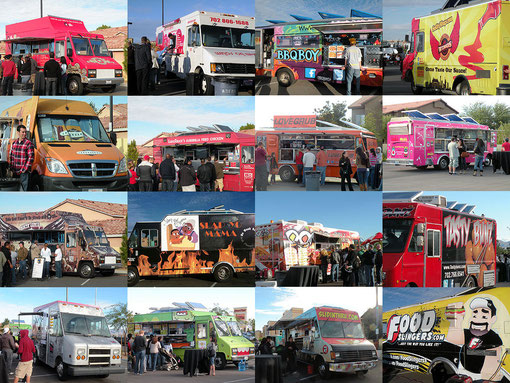 Food Truck Fest at South Point
