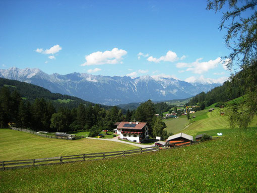 Tiroler Urlaub im Appartement Riedhof