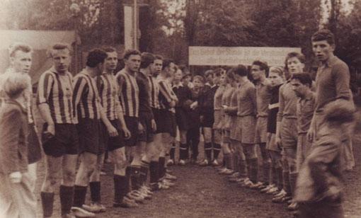 Dieses Foto entstand bei einem Besuch in der damaligen DDR ebenfalls in den 60ern