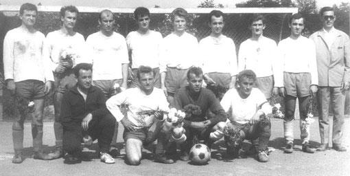 Meistermannschaft 1965/66