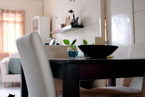 Wohnung vergrößern: 5 verblüffende Tipps und Kniffe (Bild: thinkstock)