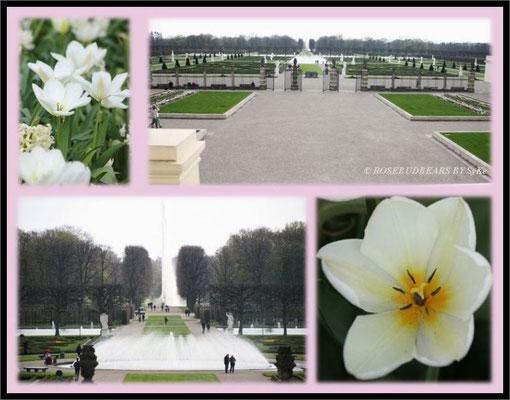 Großer Garten Herrenhausen - vom Schlosshof bis zur Fontäne