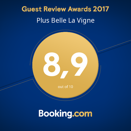 Awards 2017 Plus belle la vigne