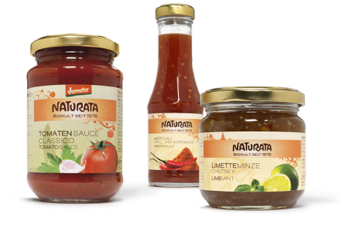 NATURATA - Saucen & Dips - Asia - Relaunch - Design - Packaging - DesignKis - 2010 - Verpackung