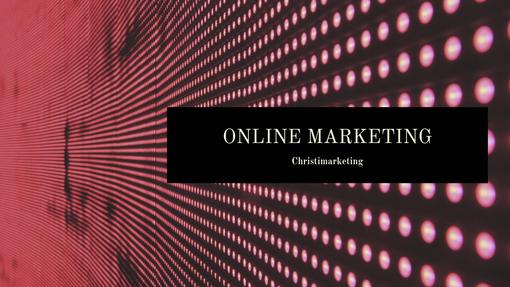 Online-Marketing Testberichte