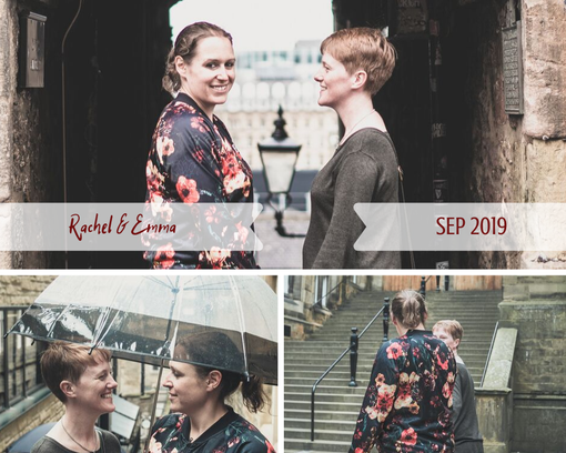 prewedding edinburgh photography