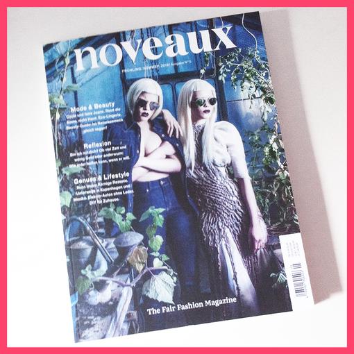 Noveaux Magazin, Ausgabe 5
