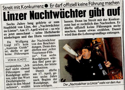 Kronen Zeitung - Montag, 25. Februar 2013
