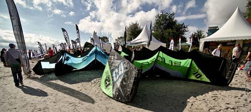 Kite & SUP Testival Pelzerhaken 2012
