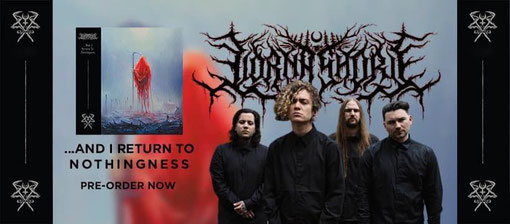 LORNA SHORE - …And I Return To Nothingness