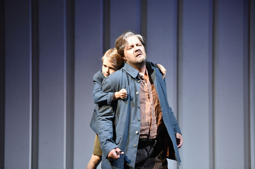 Wozzeck, ,Christiane Lutz, Opernregie