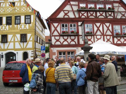 Stadtführung durch Prichsenstadt