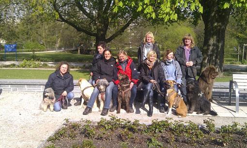 Hundeführerschein 21.04.2012