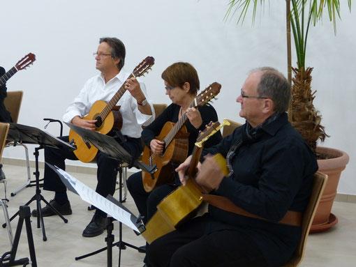 Das Gitarren-Ensemble Cantabile
