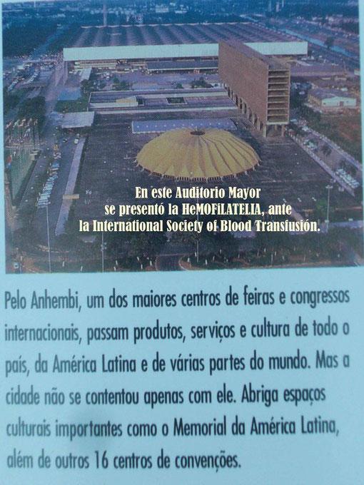 San Pablo - BRASIL, Ocubre de 1992.