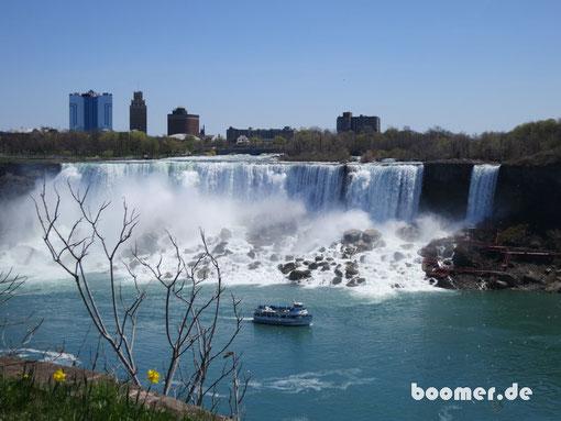 Die Niagara Fälle