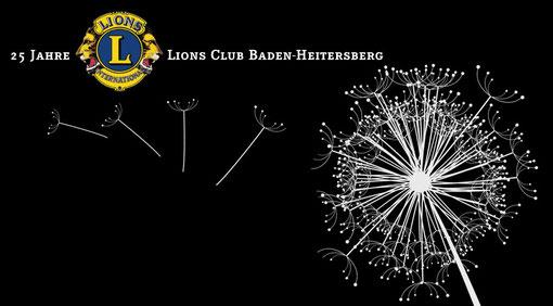 Lions Jubiläums-Marke