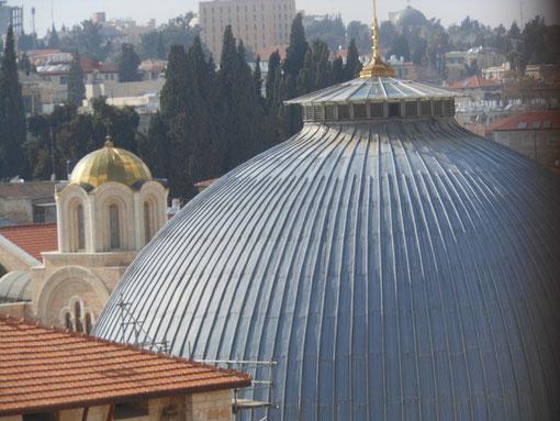 Церковь Гроба Христова - главная христианская святыня.