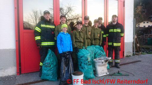 © Freiwillige Feuerwehr Bad Ischl/Feuerwache Reiterndorf