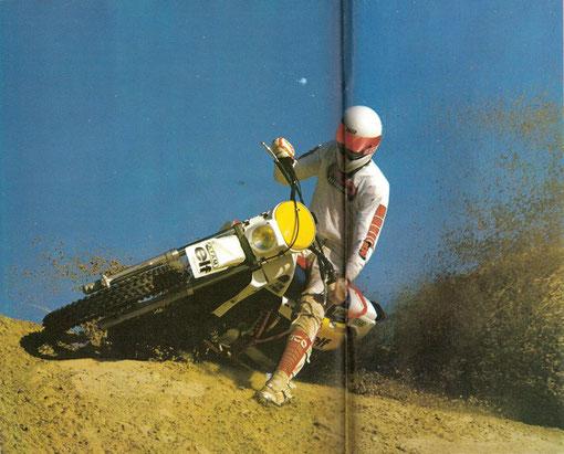 essai 125 ktm gs 1984