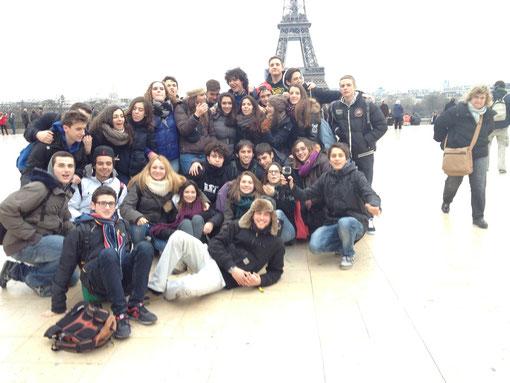 viatge Paris 2n batxillerat